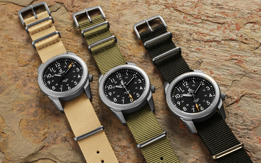 BOLDR Supply Co. Venture Field Watch
