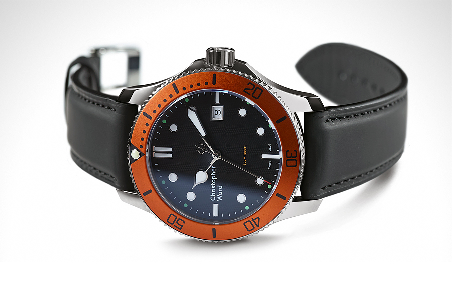 Christopher Ward C60 Trident 300