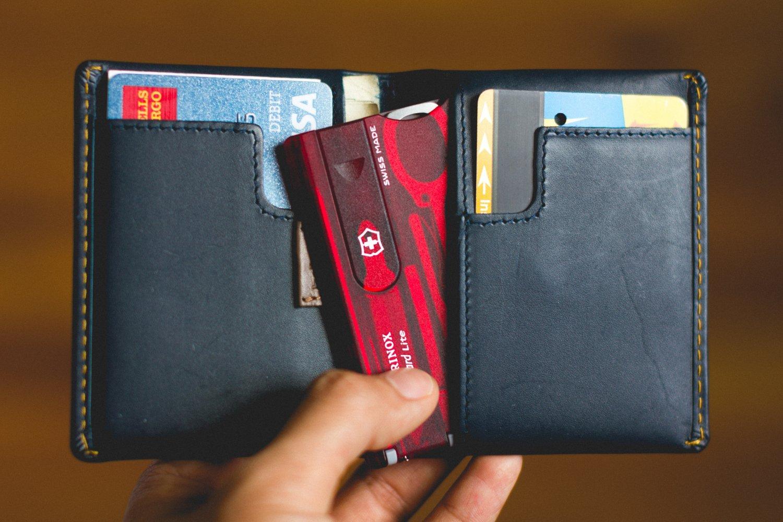Trending: Victorinox SwissCard Lite