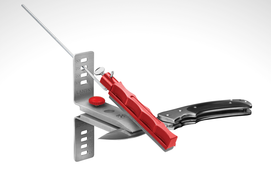 Lansky C-Sharp & Deluxe 5-Stone Sharpening System