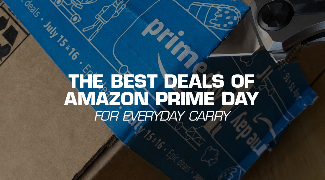 The Best Prime Day Deals on Everyday Carry Gear 2019