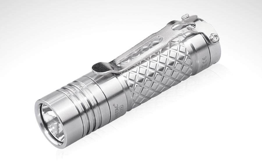 EAGTAC D3C Titanium Limited Edition