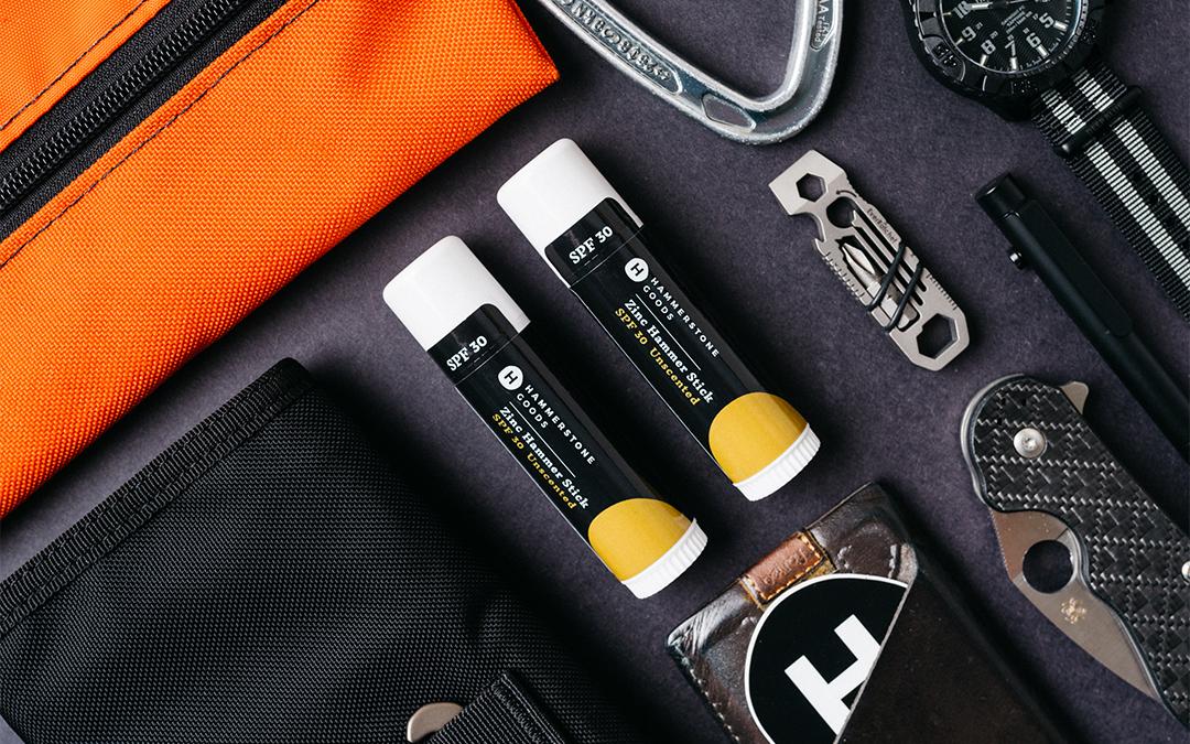 Hammerstone Goods Zinc Hammer Stick SPF30 Sunscreen