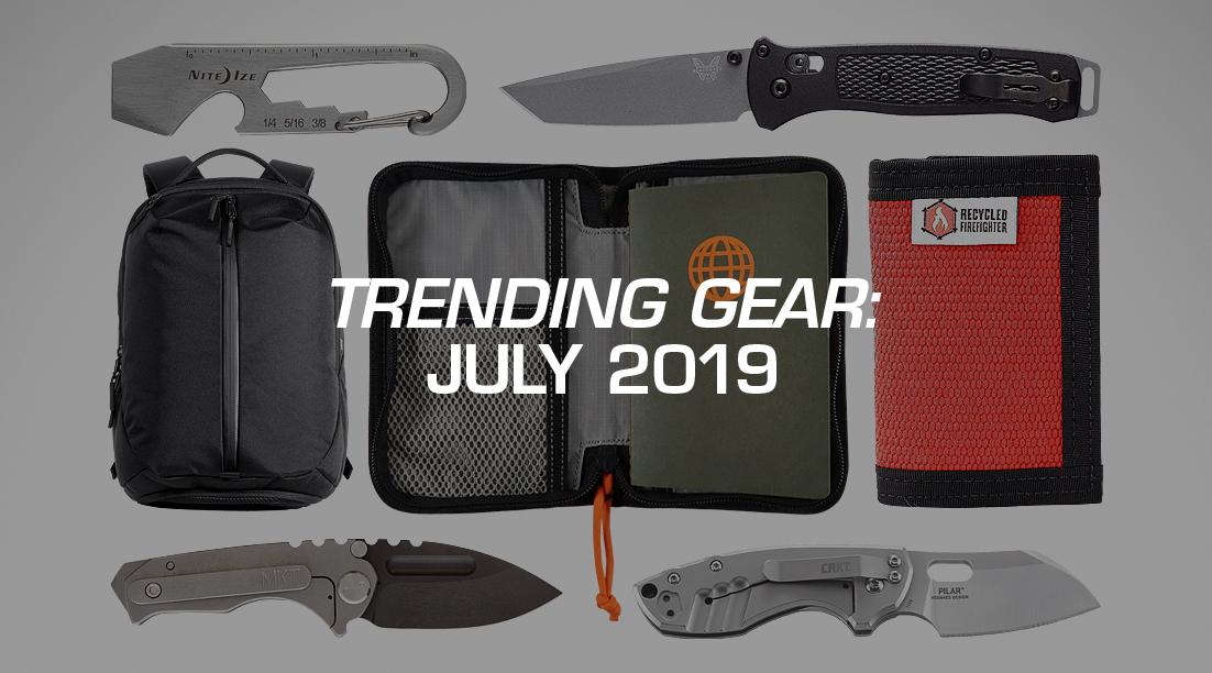 Trending Gear: July 2019