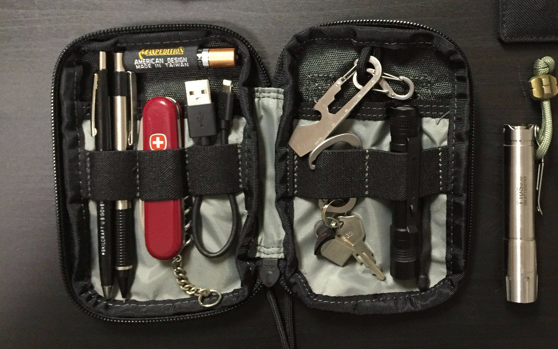 Trending: Maxpedition Micro Pocket Organizer