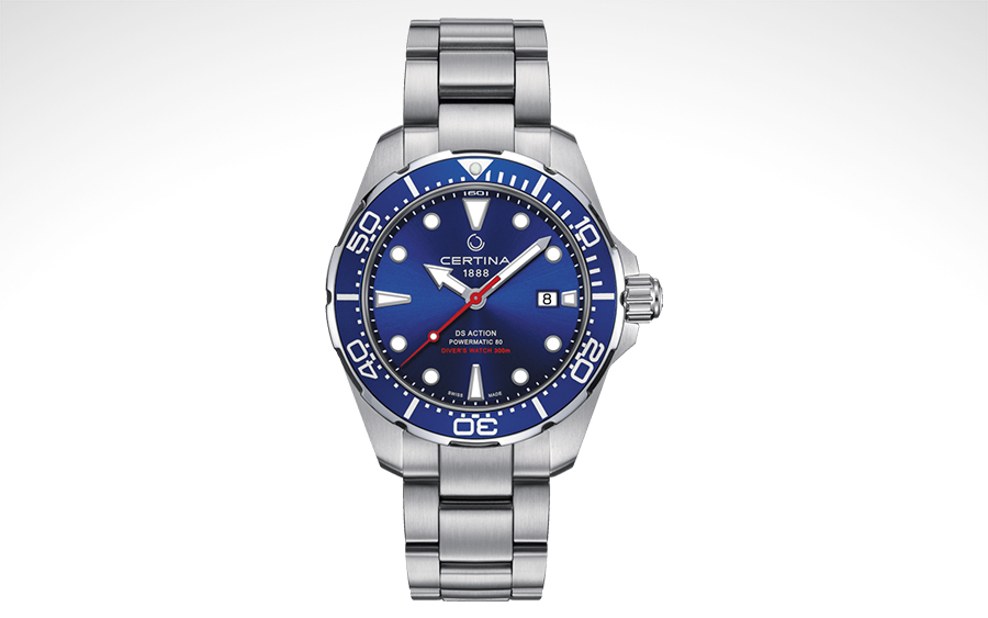 Trending: Certina DS Action Diver