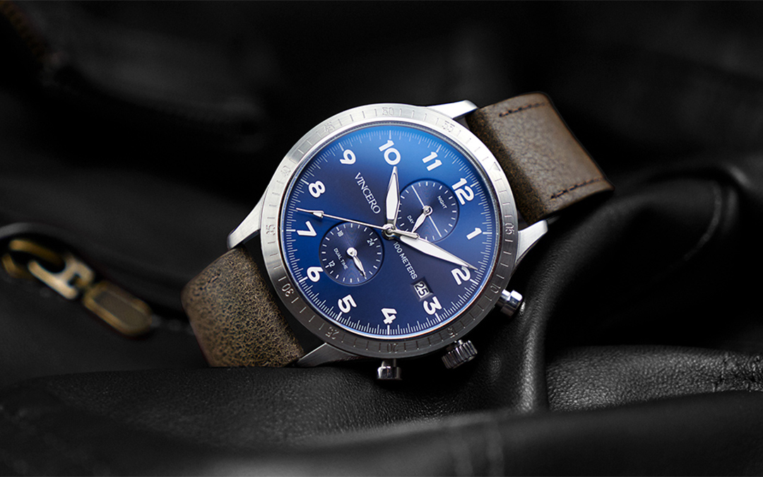 Vincero Altitude Pilot Watch