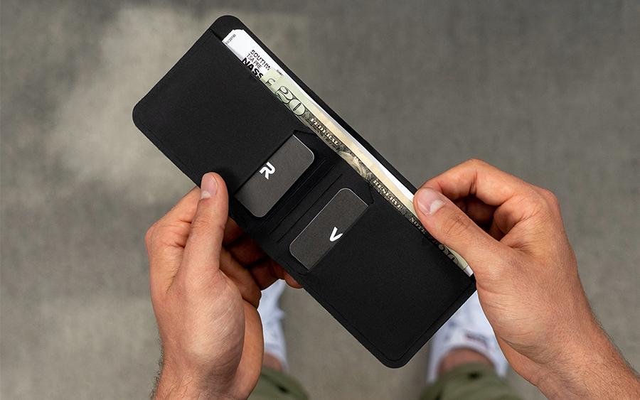Wayfinder Daybreaker Billfold Waterproof Wallet