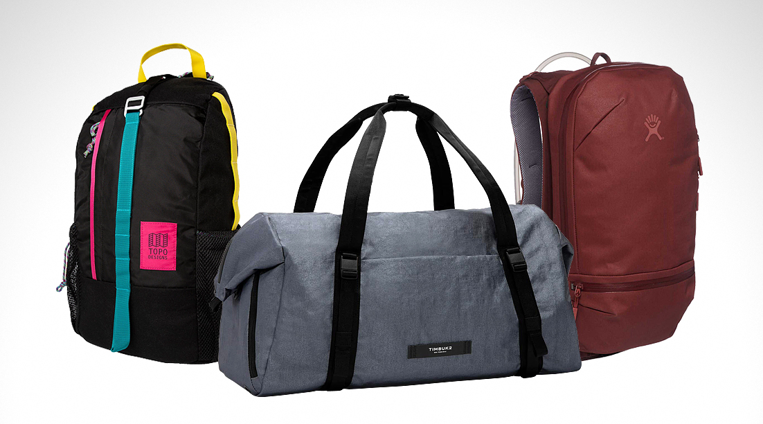 10 Gym Bags to EDC Back to School