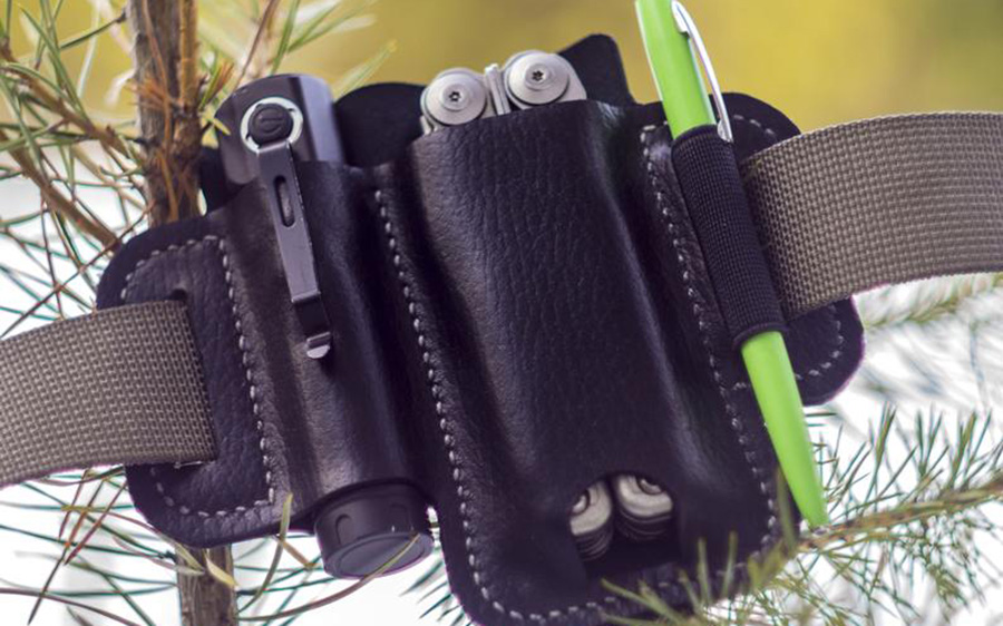 ToolBro Leather Tool Holster