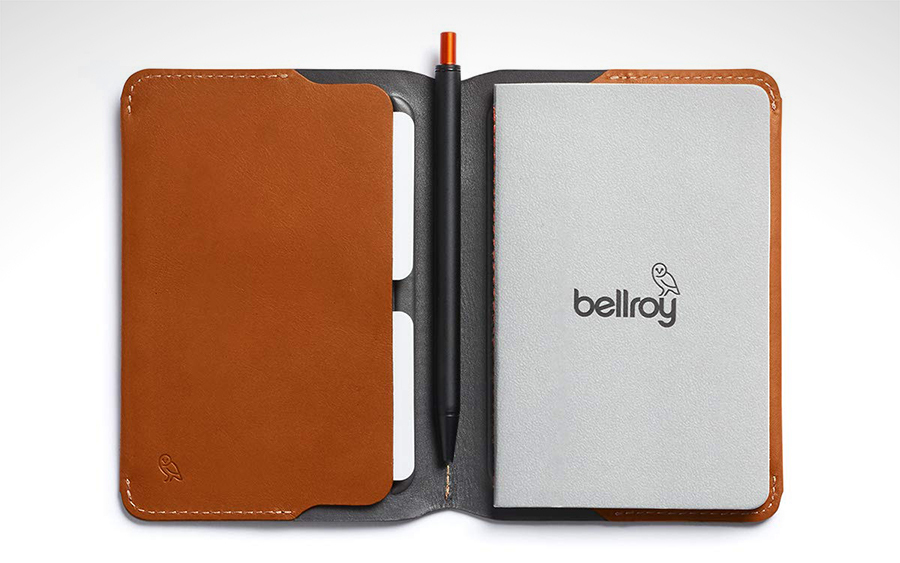 Trending: Bellroy Notebook Cover Mini