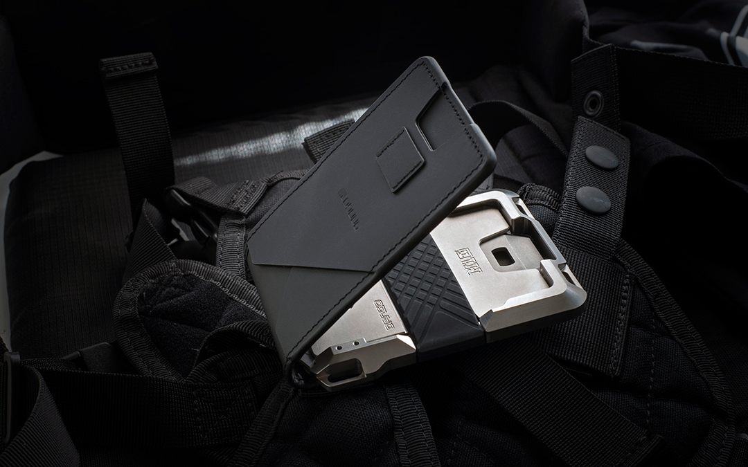 Dango M1 Titanium Tactical Wallet