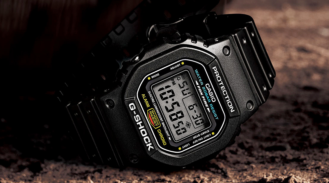 Is the Casio G-Shock DW-5600 Worth It in 2019?