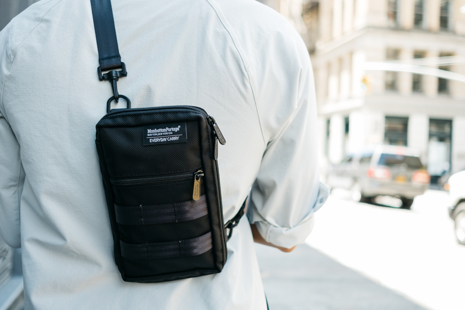 EverydayCarry.com x Manhattan Portage Atlas Sling