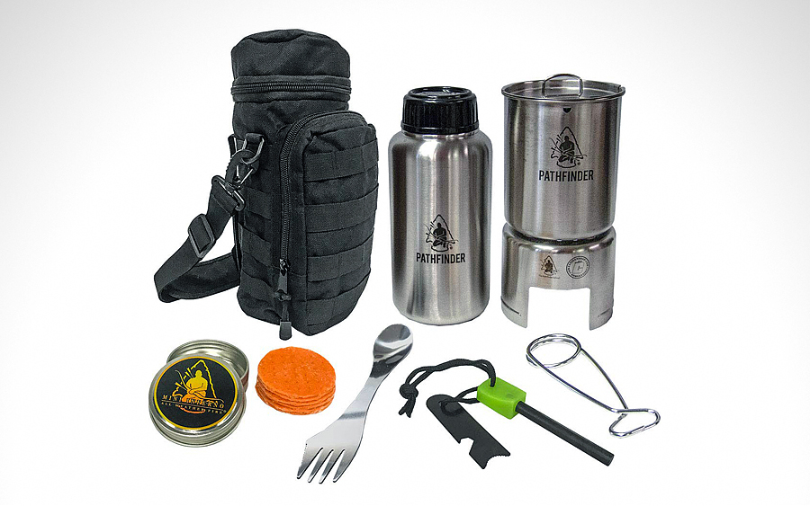 Trending: Pathfinder Cooking Kit