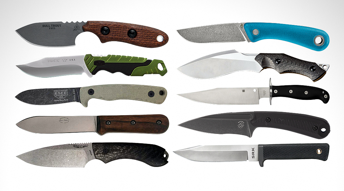 The 10 Best Fixed Blade Knives in 2020