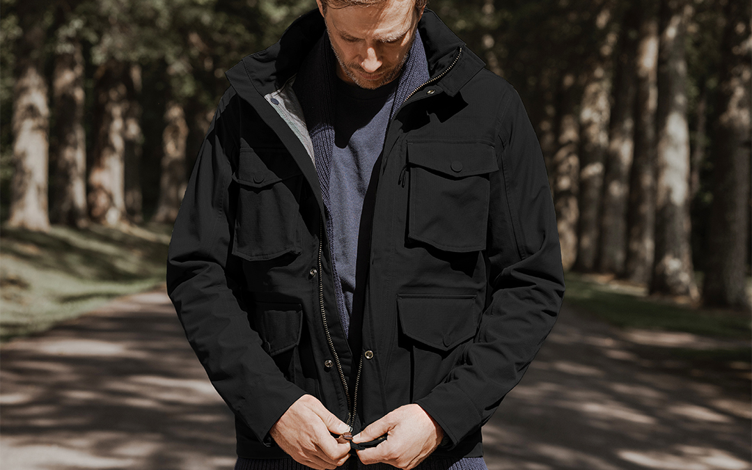Deal Alert: Save $75 on the Bluffworks Field Jacket
