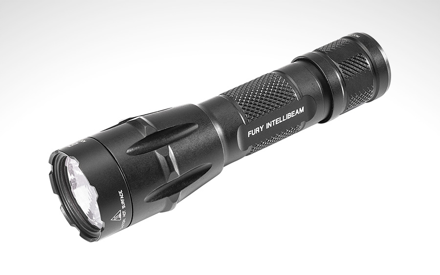 SureFire Fury Intellibeam Dual Fuel