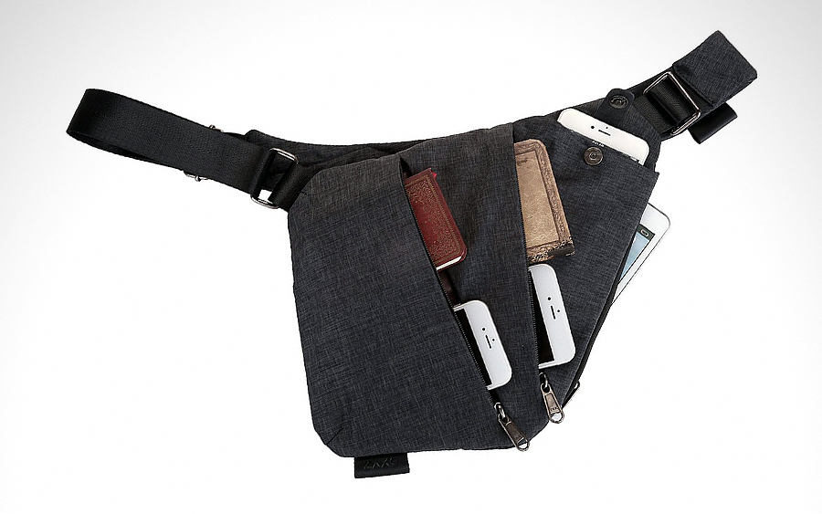 Trending: FALETO Anti-Theft Sling Bag