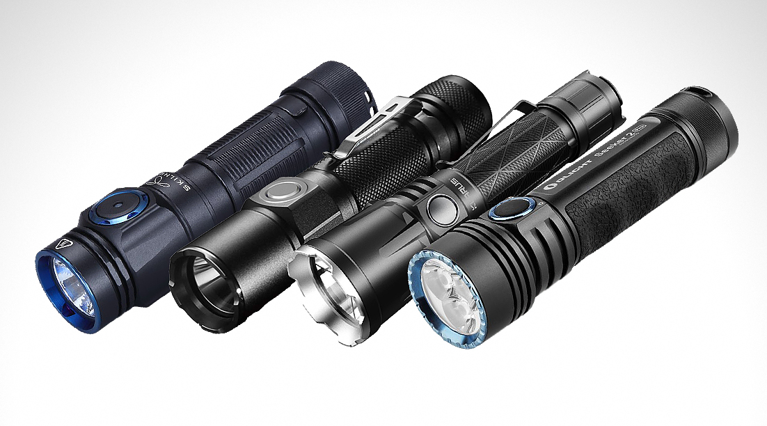 Best Flashlights 2020.The Best Usb Rechargeable Flashlights In 2019 2020