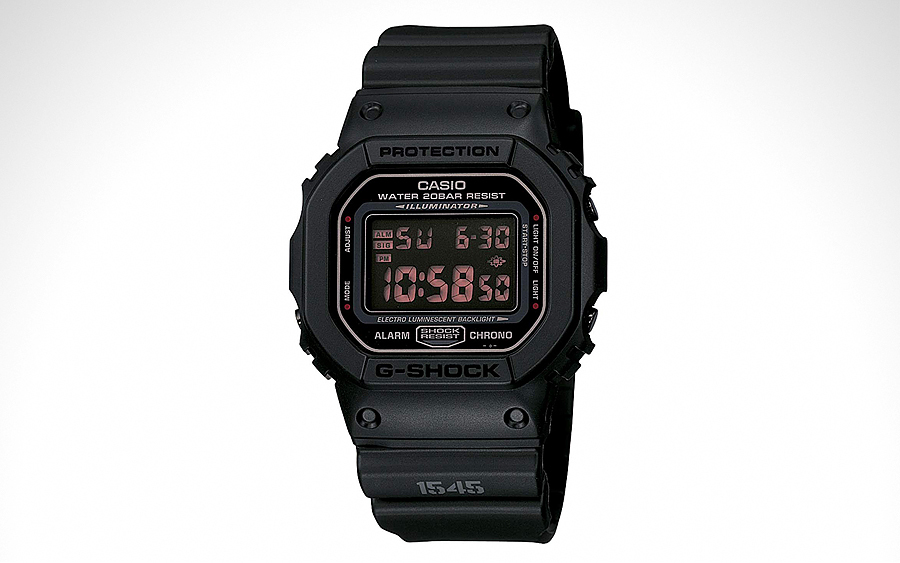 Trending: Casio G-Shock DW-5600MS