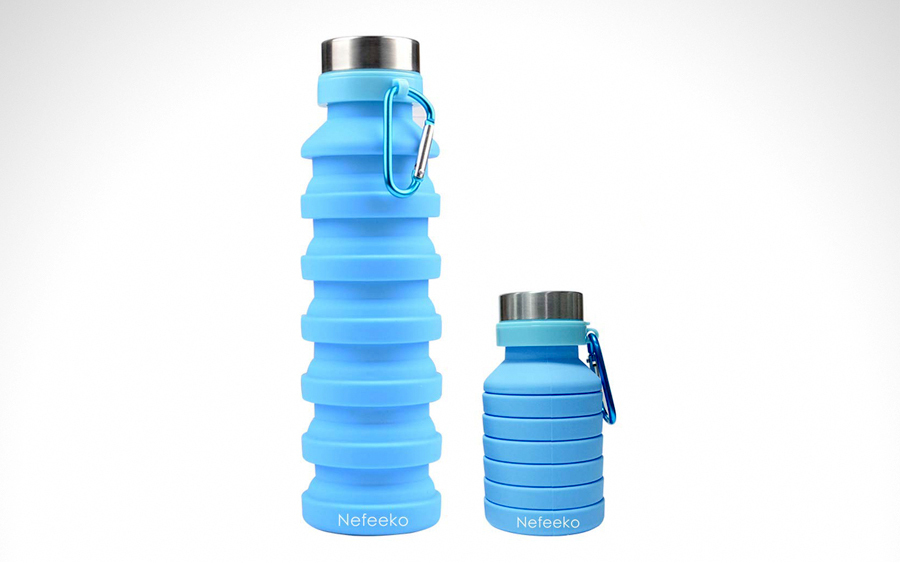 Trending: Nefeeko Collapsible Water Bottle