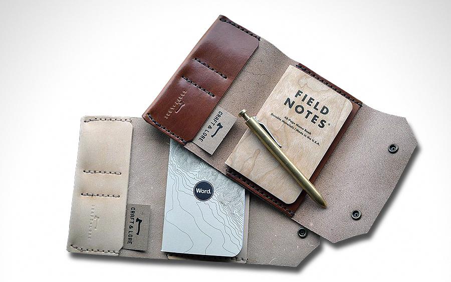 Craft & Lore Northwestward Notebook/Passport Cover