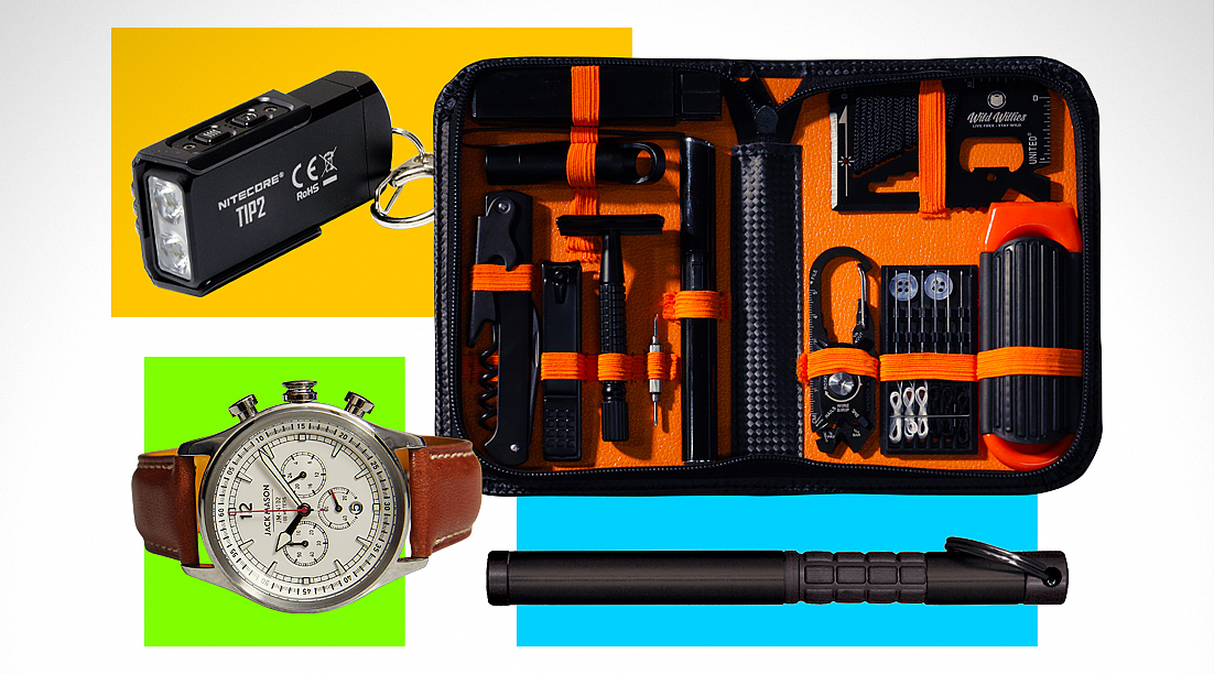 11 Awesome Essential EDC Gift Ideas