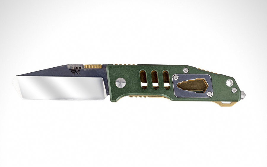 Trending: Sanrenmu 7046 Multi-function Knife