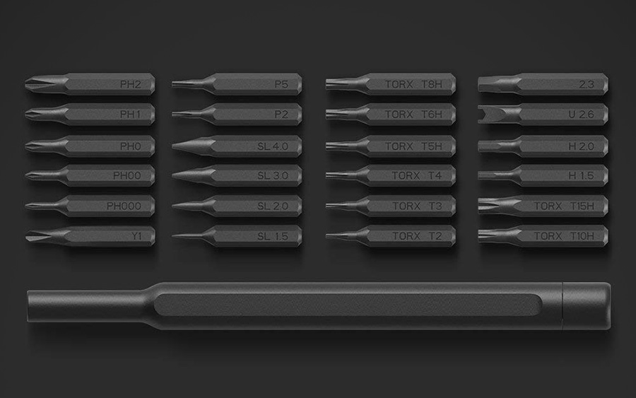 Trending: Xiaomi 24-Piece Screwdriver Set