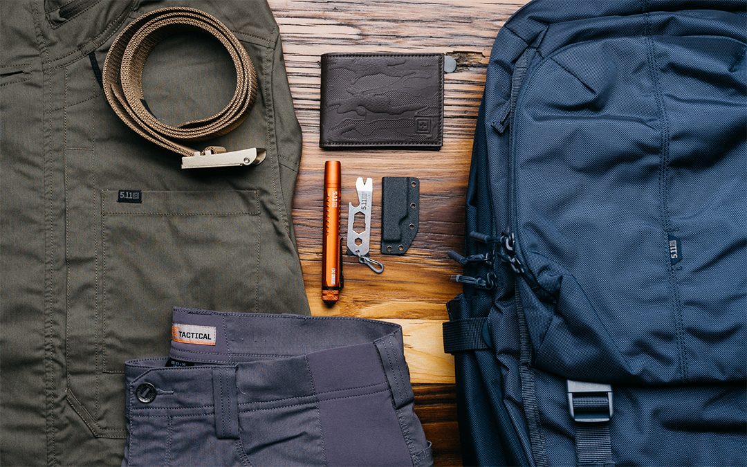 Giveaway: Win Over $450 Worth of 5.11 Tactical Gear and Apparel!