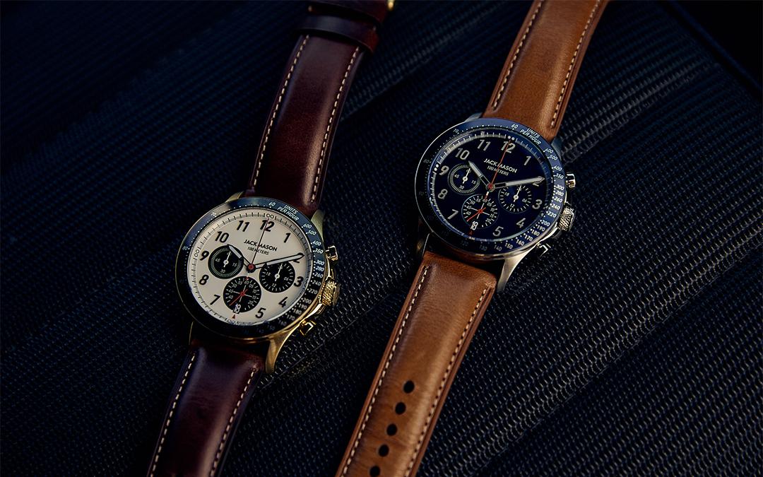 Jack Mason Watch Collection