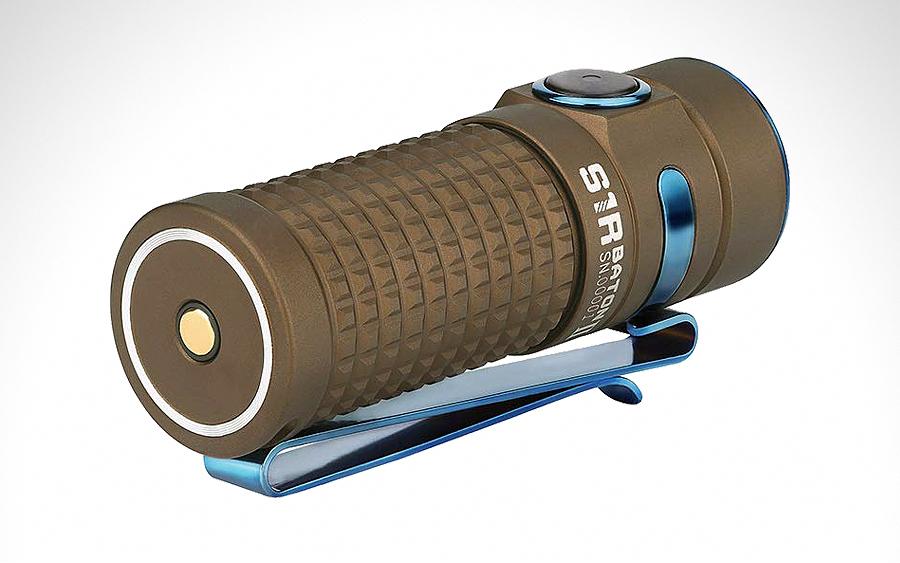 Trending: Olight S1R II Baton Desert Tan