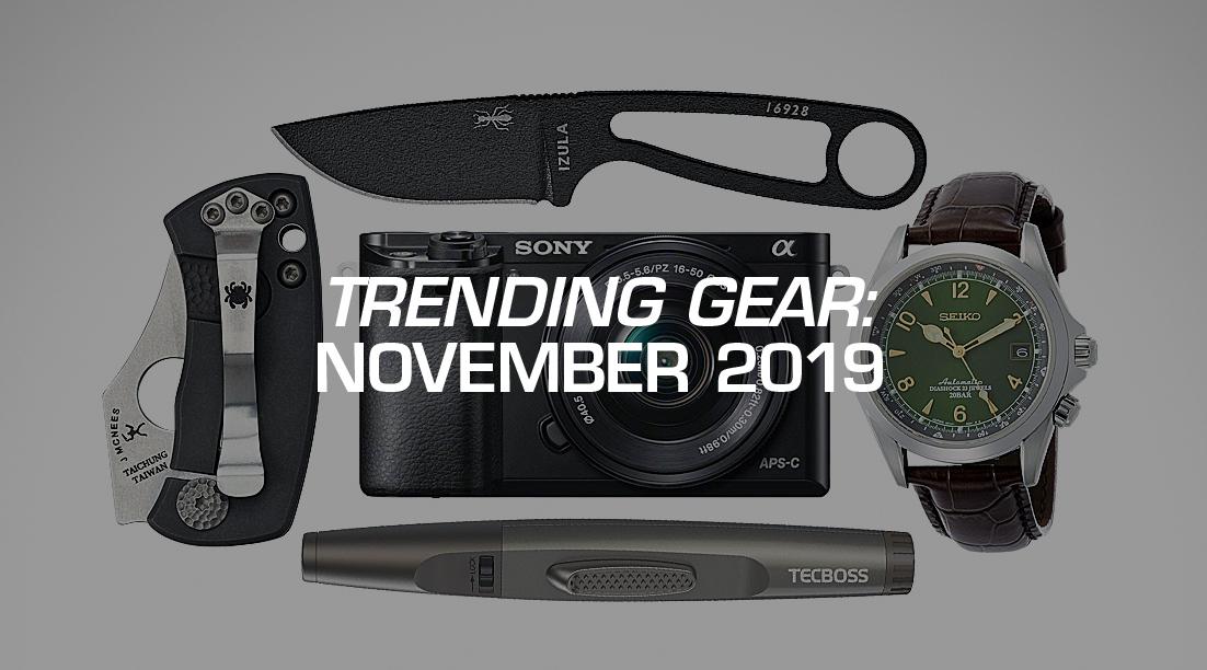Trending Gear: November 2019