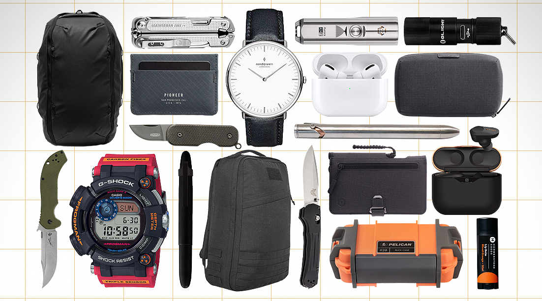 Everyday Carry Holiday Gift Guide 2019