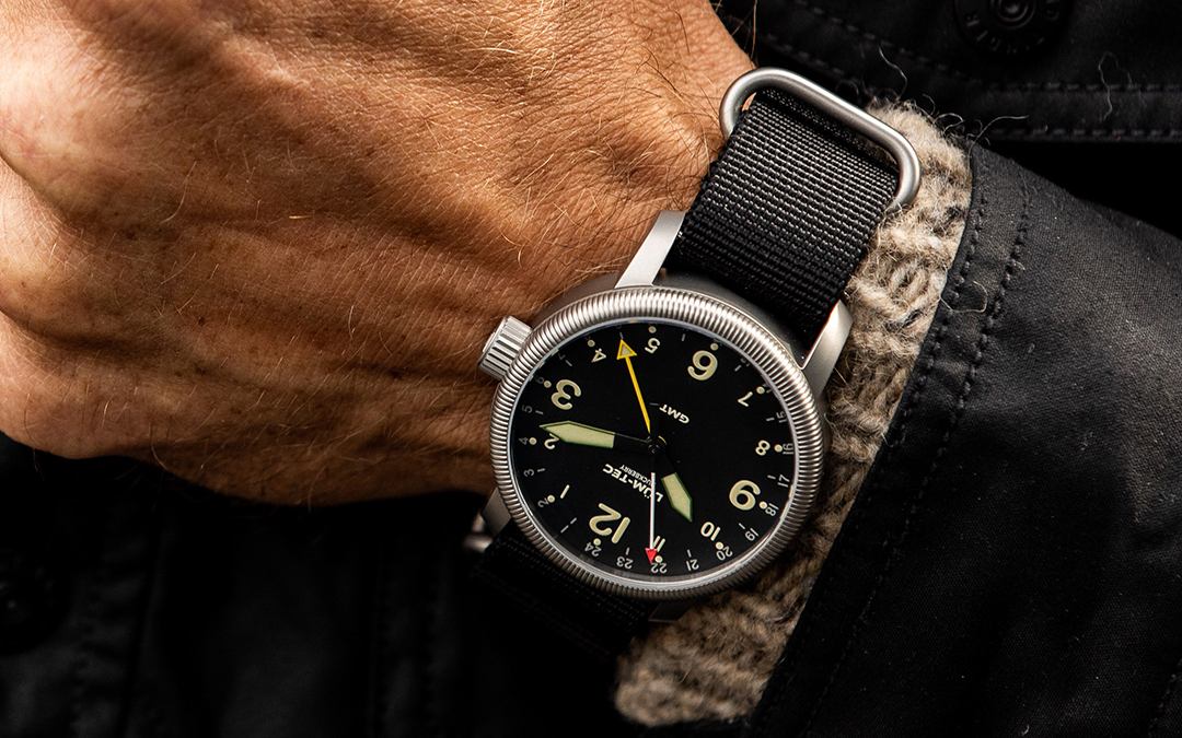 Deal Alert: 25% Off Huckberry x Lum-Tec Combat B44-H GMT