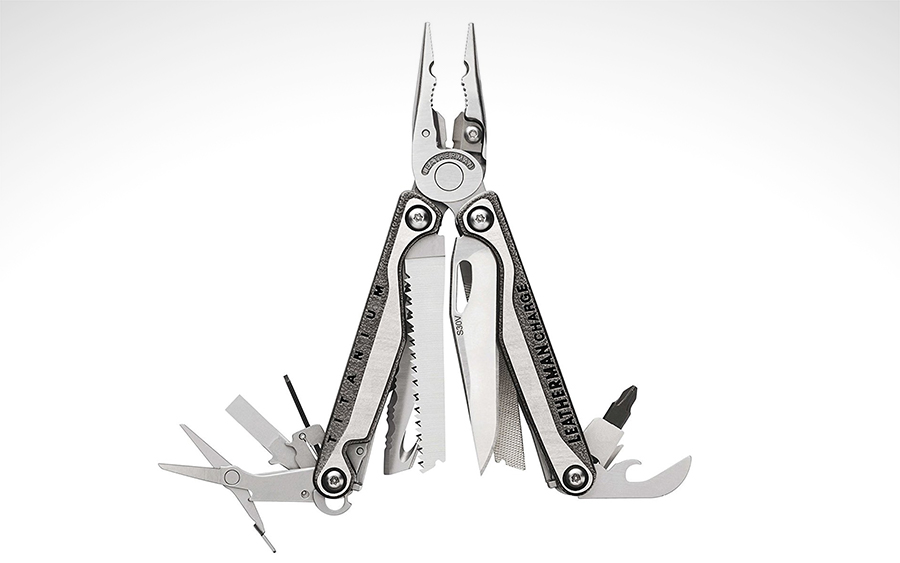 Trending: Leatherman Charge+ TTi