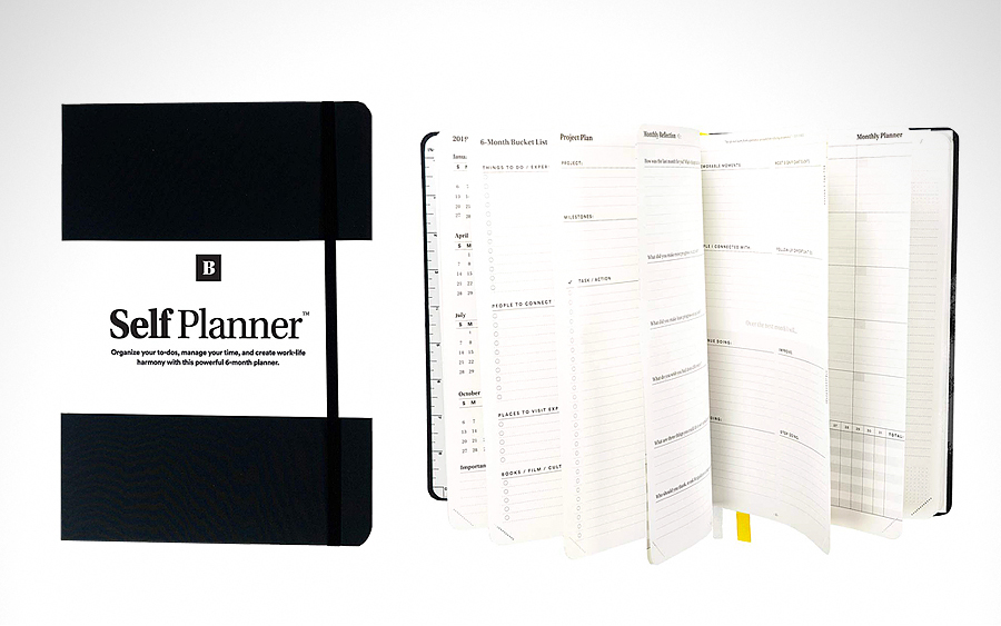 BestSelf Self Planner