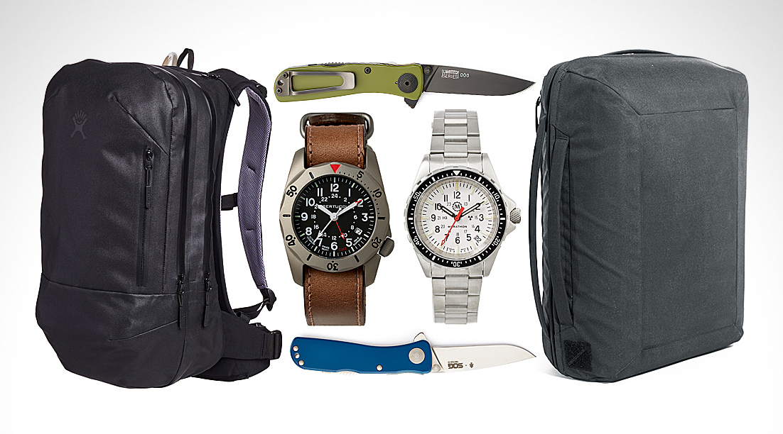 Our Favorite EDC Gear on Sale at Huckberry Right Now
