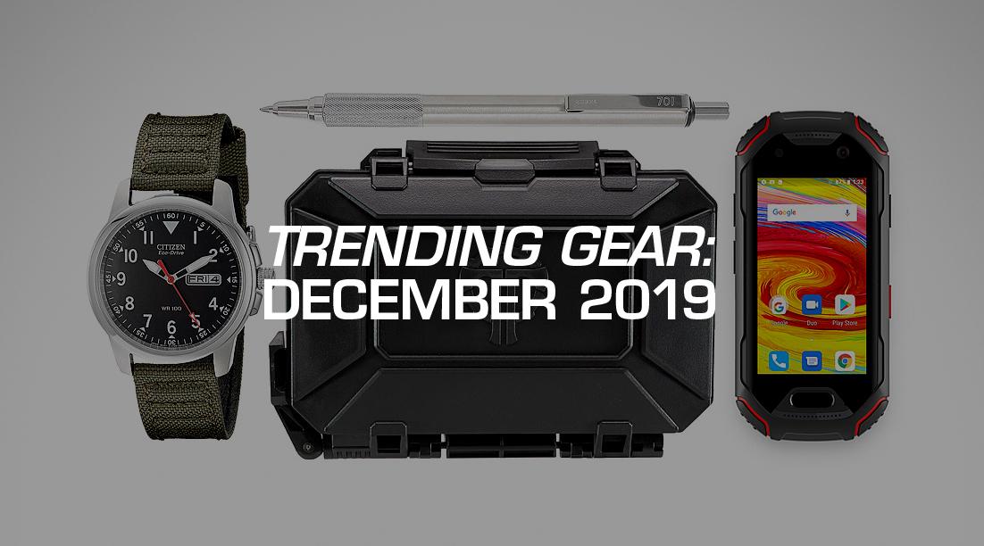 Trending Gear: December 2019