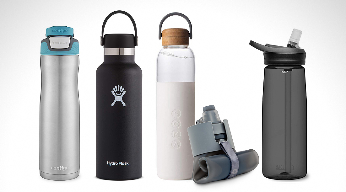 The Best Water Bottles for EDC 2020