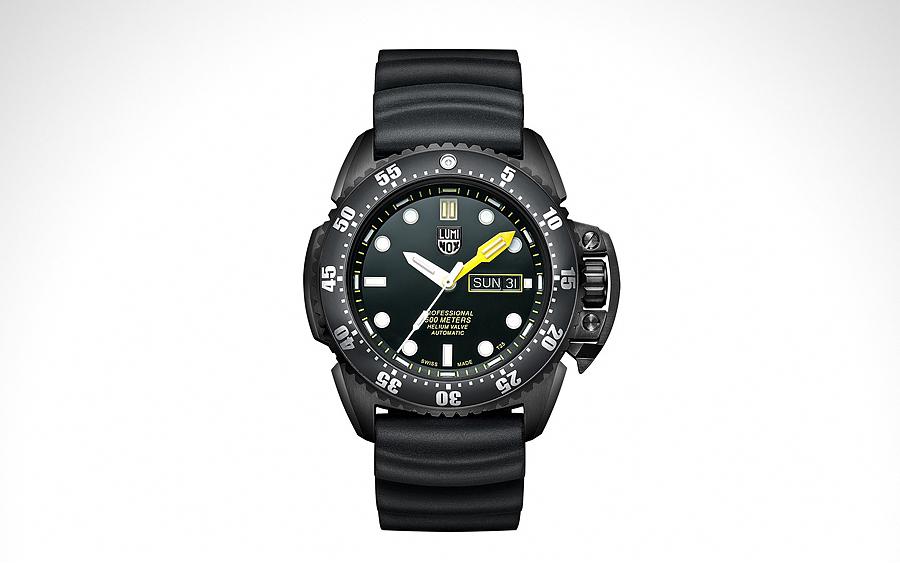 Luminox Scott Cassell Deep Dive Automatic 1521