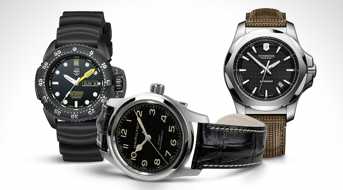 The Best Automatic Watches for Men 2020