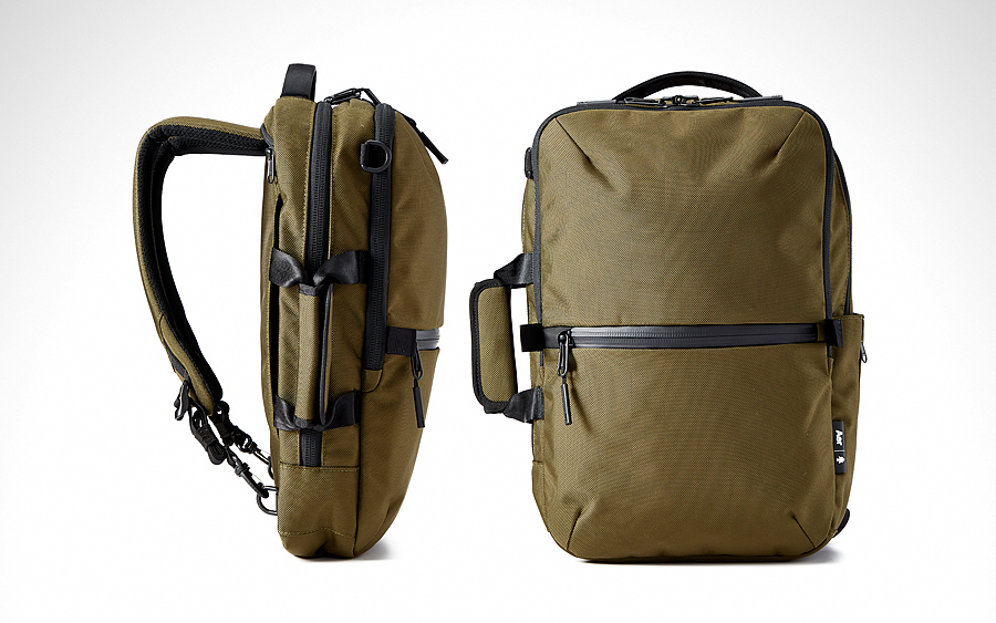 Aer x Huckberry Flight Pack 2
