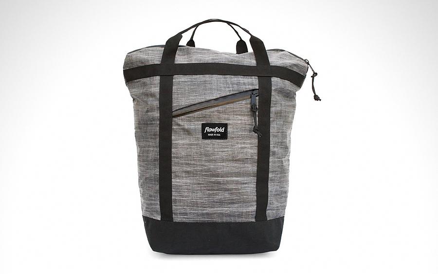 Flowfold Denizen 18L Tote Backpack