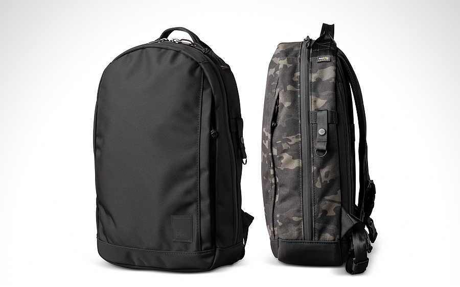 Brown Buffalo Conceal Backpack V3