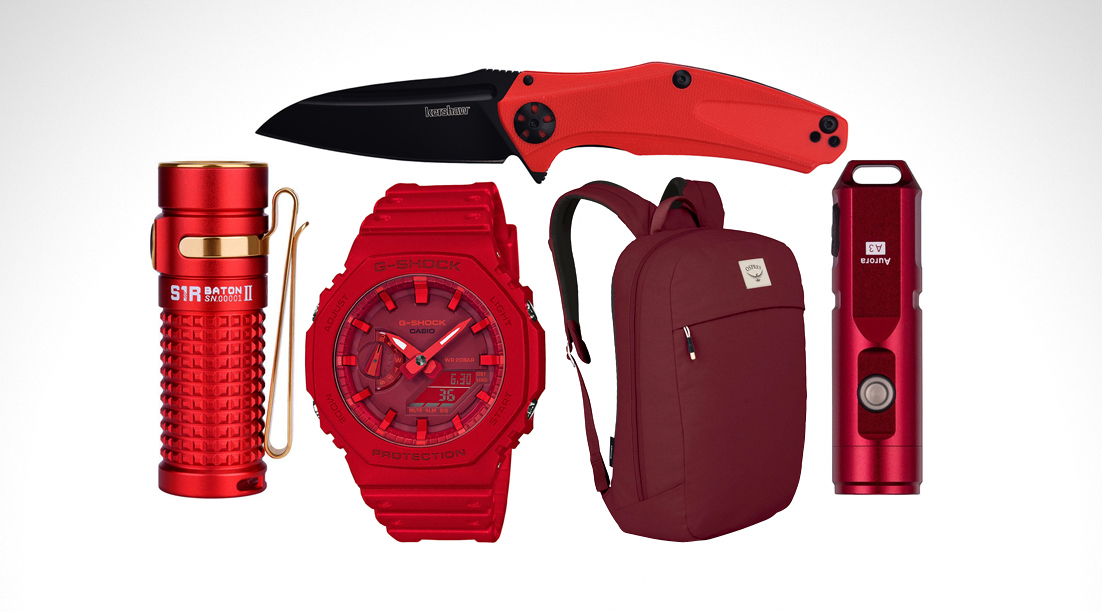 Red Essentials to Ring in the Lunar New Year