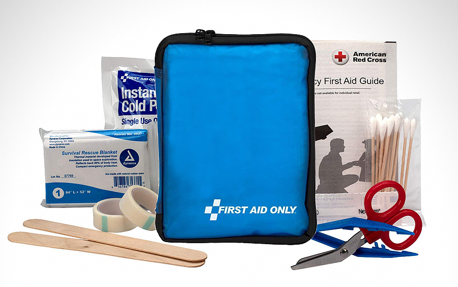 First Aid Only 299-Piece Kit