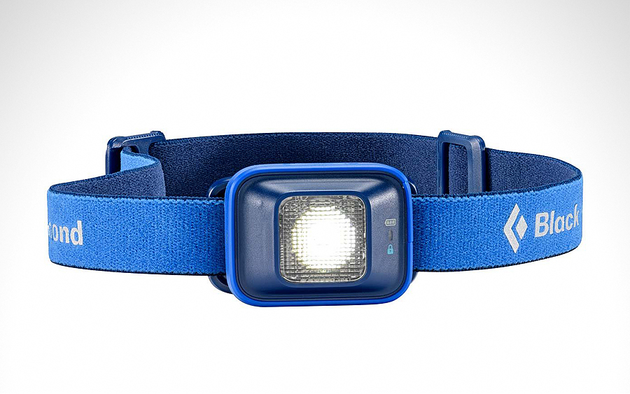 Black Diamond Iota Rechargeable LED Headlamp