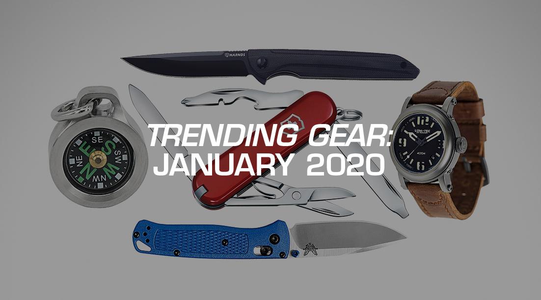 Trending Gear: January 2020